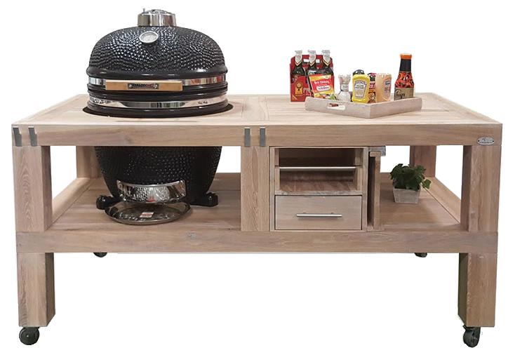 Kamado Chef Barbecue - USA Spa's Coevorden